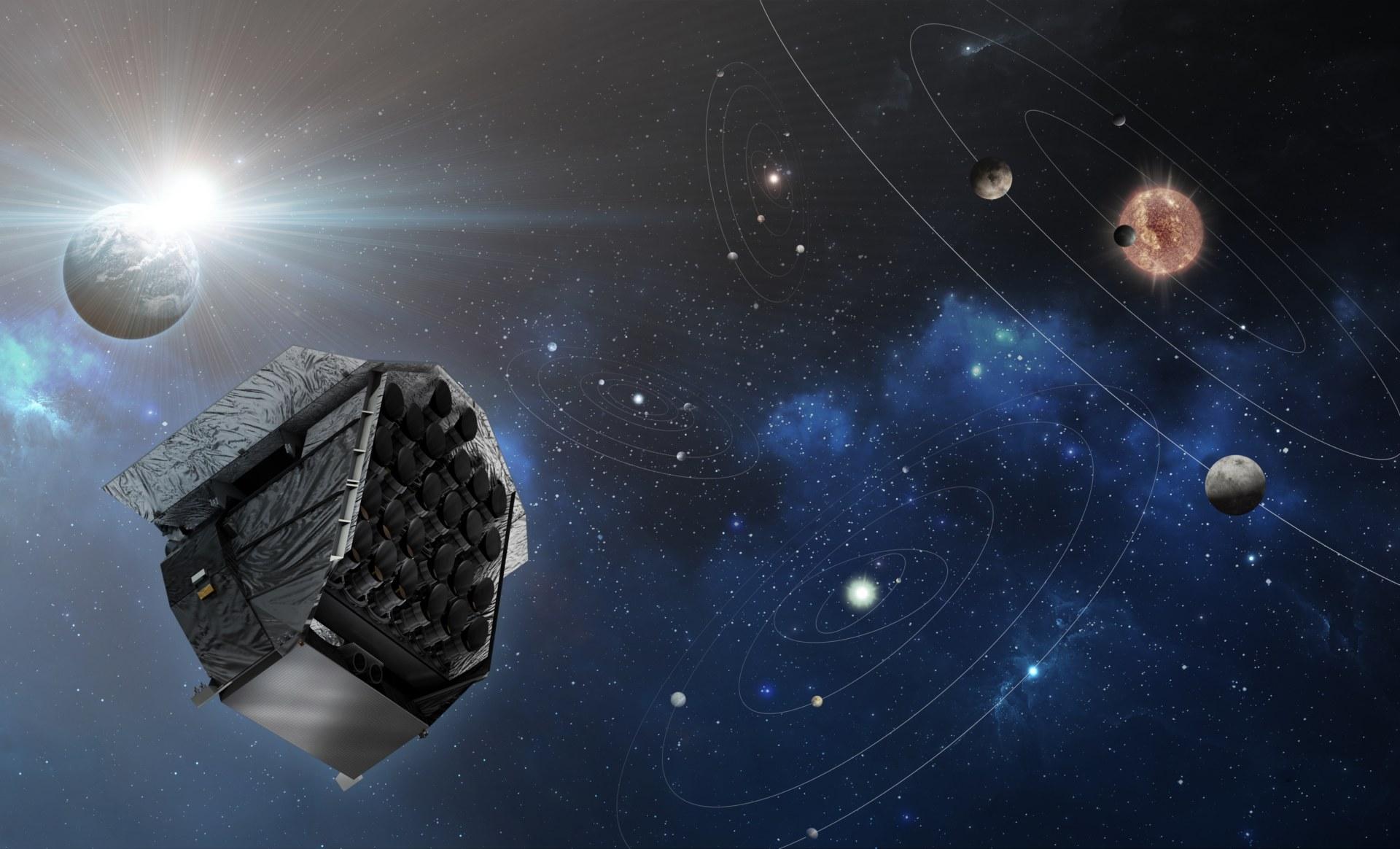 PLATO-Satellite-in-space_artist_s-impression_(c)_OHB-System-AG